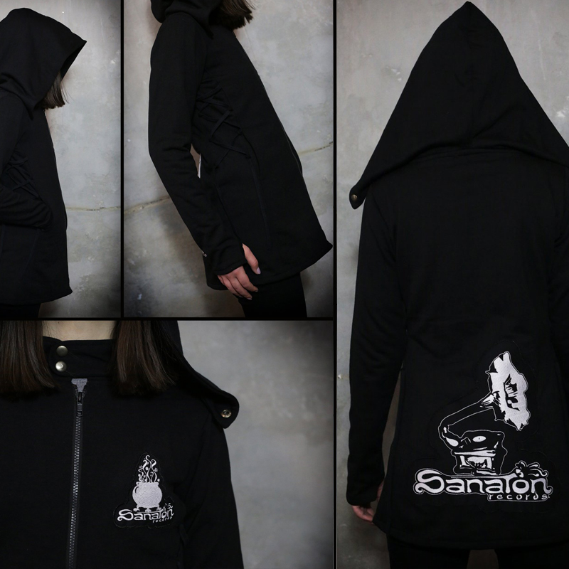 Sanaton hoodies for females - Designed by Kali Rose