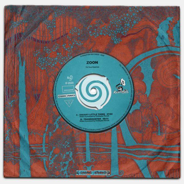 SRDIG004 - Zoon - Tilt Your Kosmos (Sanaton 2020)